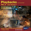 CD-Cover Playbacks für Drummer Vol.2 - Rock Pop