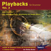 CD-Cover Playbacks für Drummer Vol.3 - Jazz Grooves 1